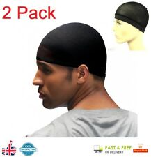 2 x STOCKING WAVE CAP Flexible Breathable Sexy Wave Hat Headband Ladies & Mens