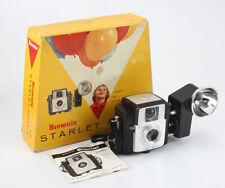 KODAK BROWNIE STARLET, USES 127 FILM, BOXED, PROBLEMS, AS-IS/cks/194871