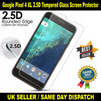 Google Pixel 4 XL 2.5D Tempered Glass Screen Protector Protective and Durable