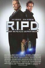 R.I.P.D. - REST IN PEACE DEPARTMENT- 2013 Orig 27x40 REG Movie Poster- J.BRIDGES