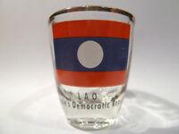 LAOS SHOT GLASS SHOTGLASS