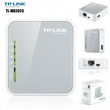 TP-LINK TL-MR3020 Router wireless 3G/4G Portatile WiFi 150Mbps + Ethernet