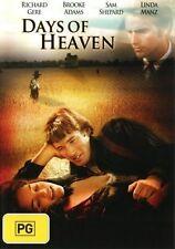 Days Of Heaven (PAL Format DVD Region 4)