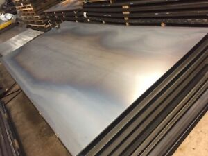 Hot Rolled Mild Flat Steel Sheet S275/DD11 - Various Sizes Available -Mild Steel