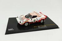IXO 1:43 - RAC 113 LANCIA STRATOS HF #14 Rally Monte Carlo 1977 Dacremont Galli