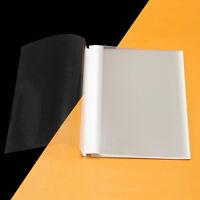 Profession 10pcs White A4 Hot melt envelope cover for Hot melt binding machine