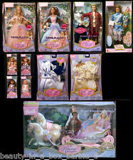 Anneliese Erika Barbie Doll Royal Kingdom Carriage Princess and the Pauper Kelly