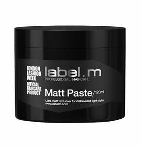 Label M Complete Matt Paste 120ml
