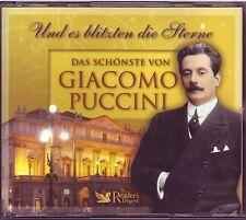 Das schönste von GIACOMO PUCCINI  -   Reader's Digest  4 CD Box  OVP