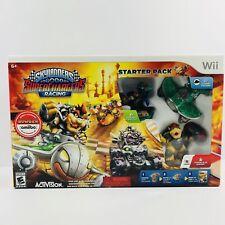 New Skylanders Superchargers Racing Starter Pack Wii Clown Cruiser Hammer Slam