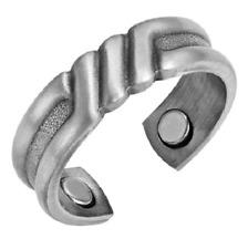 Bague magnétique en cuivre avec aimants - Antiqua