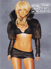 BRITNEY SPEARS Greatest Hits: My Prerogative DVD BRAND NEW PAL Region 0