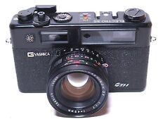 Yashica Vintage Rangefinder Camera