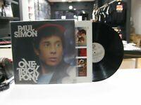 Paul Simon LP Venezuela One-Trick 1980