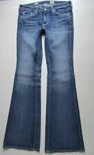AG-ED  Adriano Goldschmied The Belle Flare Jean in 18 Years Dust, Size 27 x 34
