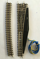 Right hand electric turnout 8561/64 + 8591 curve track Elektrische Weiche rechts