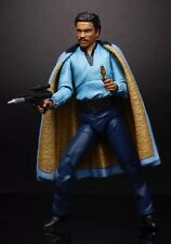 LANDO CALRISSIAN Star Wars Black Series # 39 EPISODE V 6 in Figure Hasbro 40th
