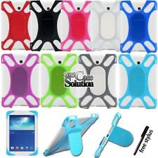 Silicone Stand Cover Case For Samsung Galaxy Tab 1/2/3/4 Note Tablet