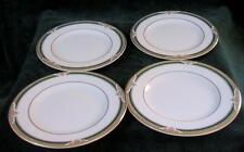 "Four - ROYAL DOULTON - FORSYTH - Bone China - BREAD & BUTTER PLATES - 6 5/8"" Dia"