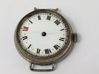 Vintage Mens Mechanical Wrist Watch for Repair, Vintage Wrist Watch for Repair