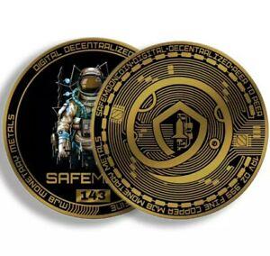 SafeMoon Commemorative Collector Coin