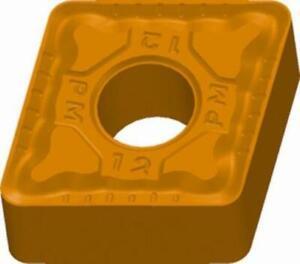 ZCC CNMG-432-PM (CNMG-120408-PM) CARBIDE INSERTS (10 PCS) NEW GRADE YBD151