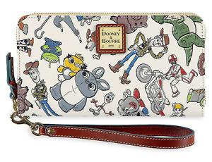 2019 Disney Dooney &Bourke TOY STORY Shopper Large Shoulder BAG or Wallet SEALED