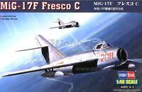 Hobby Boss 1/48 80334 MiG-17F Fresco C model kit