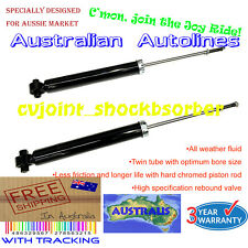 2 Rear Shock Absorbers for Toyota Corolla ZRE152R ZRE153R 5/07-1/14