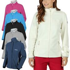 New Women Regatta Clemance II Jacket Ladies Full Zip Anti Pill Fleece Polar Top