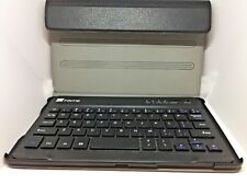 "Fintie Slim Bluetooth Keyboard 7"" For IOS Apple Android Windows w/Leather case"