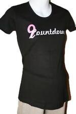 "NEW ""9 COUNTDOWN"" Shirt Maternity Tee size MEDIUM 8 10"