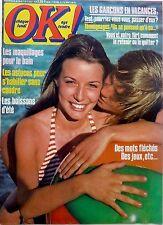 OK! 1978: MISS OK_TELEPHONE_ROBERT DE NIRO_DAVE_NADINE EXPERT