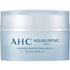 AHC Face Cream Aqualuronic Hydrating Triple Hyaluronic Acid Korean 50ml