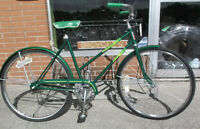 1973 AMF Voyager Lades Coaster Brake 1 speed bike bicycle vintage time capsule