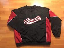 Sacramento RiverCats Pullover Jacket Back To Back 07-08 Champions Men's XL
