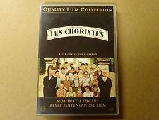 DVD / LES CHORISTES ( CHRISTOPHE BARRATIER )