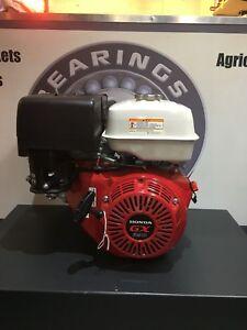 "Honda GX390 Petrol Engine Recoil Start 1"" Straight Shaft"