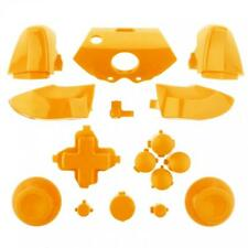Custom Xbox ONE Controller Buttons Full Mod Kit Triggers DPad Thumbsticks Yellow