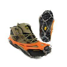 1 Paar Eisklettern Schneeschuh Stiefel Spikes Grips Steigeisen Stollen Anti Slip