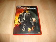 EL FUEGO DE LA VENGANZA CON DENZEL WASHINGTON EN DVD USADA EN BUEN ESTADO