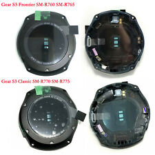 For Samsung Gear S3 Frontier SM-R760 SM-R765,S3 Classic SM-R775 Back Glass Cover