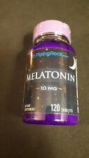 Mélatônine 10 mg / 120 comprimés -  Date d' Ex: 2023.   (Vendu en France)
