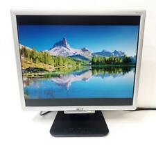 "Acer AL1916  19 "" zoll Computer LCD Monitor PC Display Bildschirm VESA VGA DVI"
