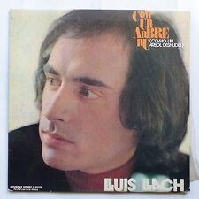 LLUIS LLACH Como un arbol desnudo S 30031