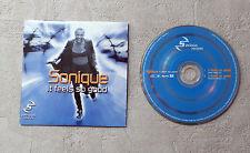 "CD AUDIO MUSIQUE / SONIQUE ""IT FEELS SO GOOD"" 2000 CDS 2T SERIOUS RECORDS UK"