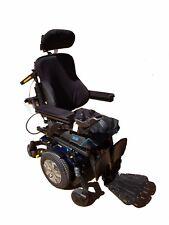 2017 Quantum Q6 Edge 2.0 Electric Wheelchair Viper Blue Tru-Balance 3 Mobility