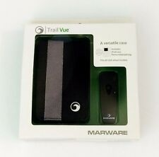 MARWARE~Trail Vue iPod Case With Click Wheel~Removable belt clip Black/Grey~NEW