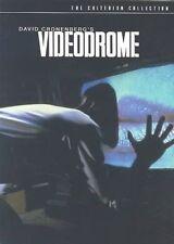 Criterion Collection Videodrome DVD 1983 Region 1 US IMPORT NTSC Ver