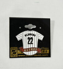 NIP Astros #22 Clemens Jersey Pin. Brand New.
